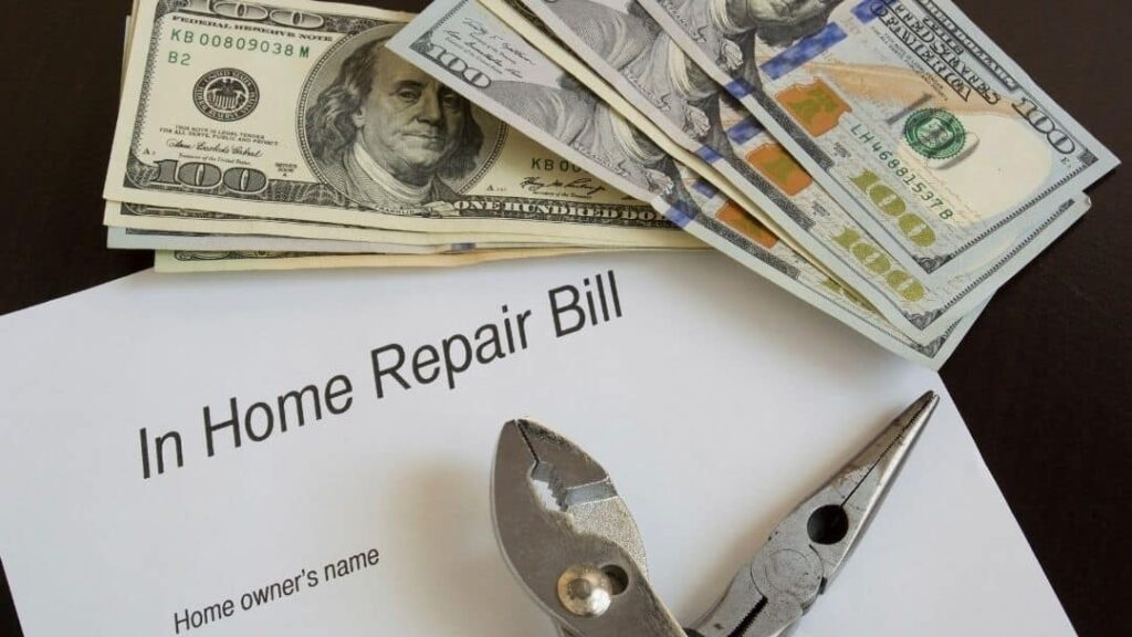 Home ownership can come with a lot of repair bills.